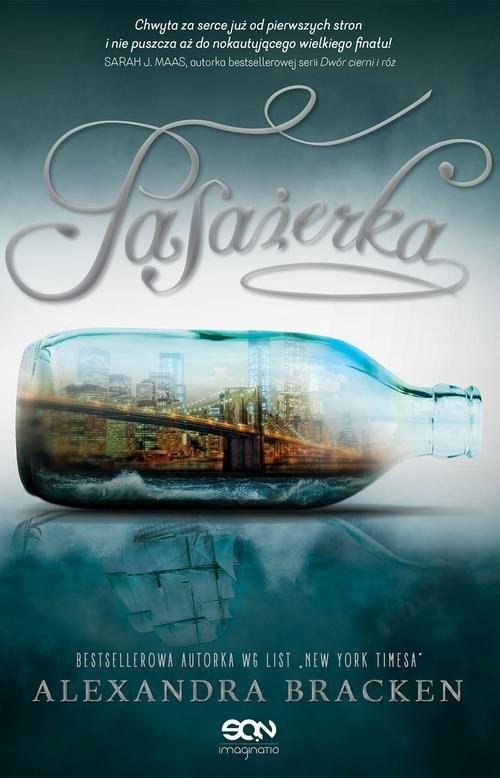 okładka Pasażerka, Książka | Alexandra Bracken