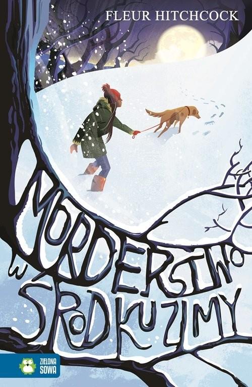 okładka Morderstwo w środku zimy, Książka | Hitchcock Fleur