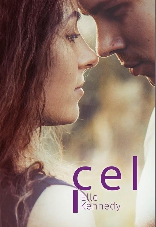 okładka Cel, Książka   Elle Kennedy