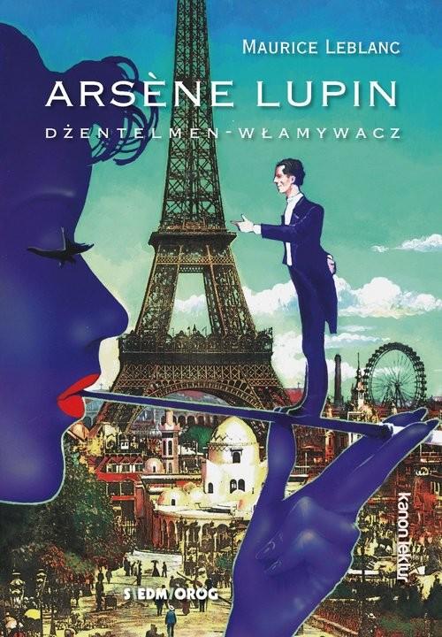 okładka Arsene Lupin, Książka | Maurice Leblanc