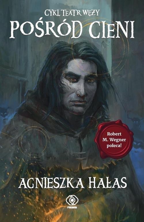 okładka Teatr węży 2 Pośród cieni, Książka | Agnieszka Hałas