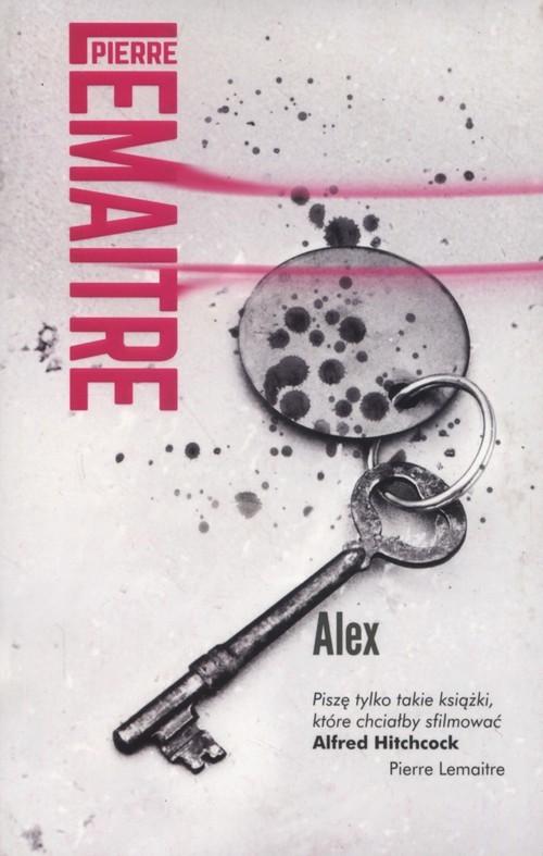 okładka Alex, Książka   Pierre Lemaitre