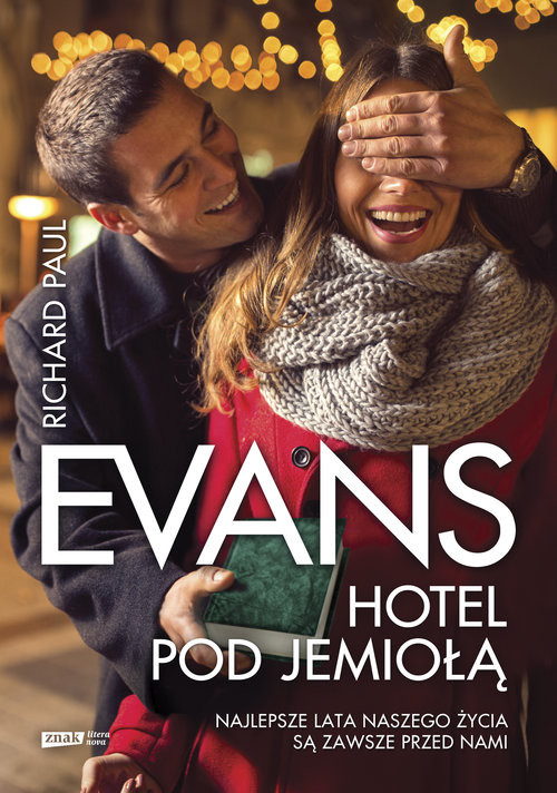 okładka Hotel pod jemiołą, Książka | Richard Paul Evans