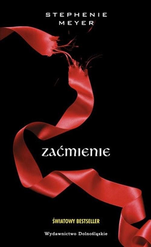 okładka Zaćmienie Tom 3, Książka | Stephenie Meyer