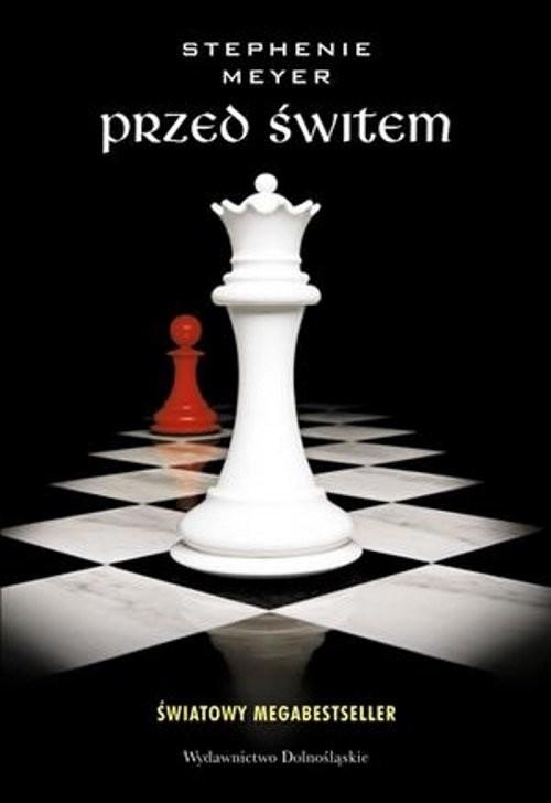okładka Przed świtem, Książka | Stephenie Meyer