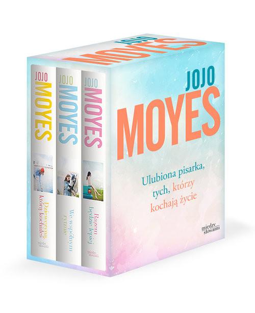 okładka Moyes Pakietksiążka |  | Jojo Moyes