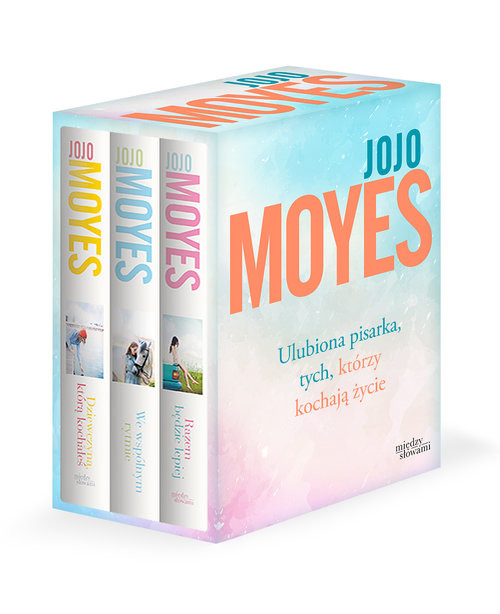 okładka Moyes Pakiet, Książka | Jojo Moyes
