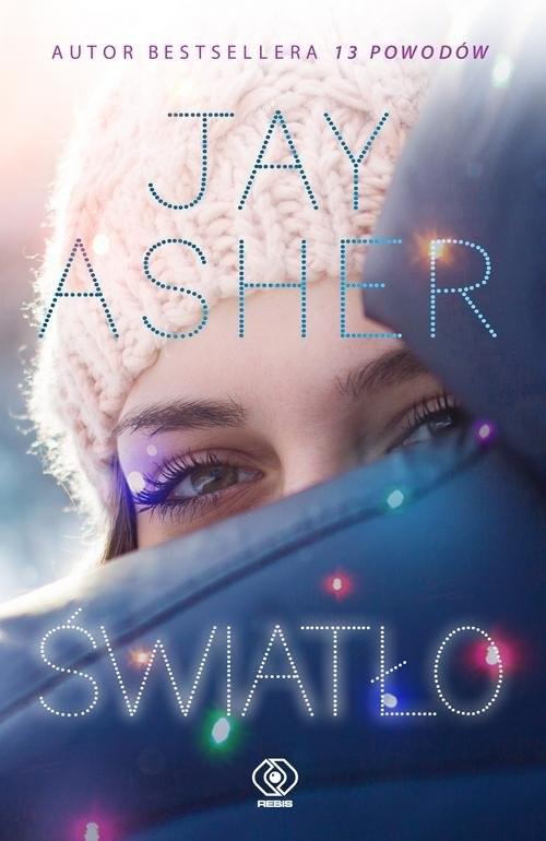 okładka Światło, Książka | Asher Jay