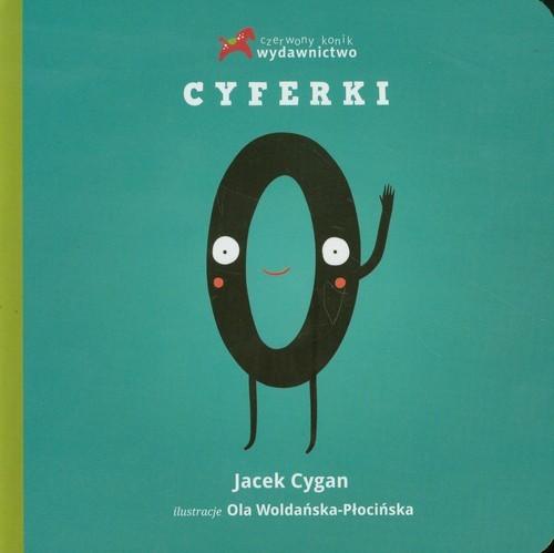 okładka Cyferki, Książka | Jacek Cygan