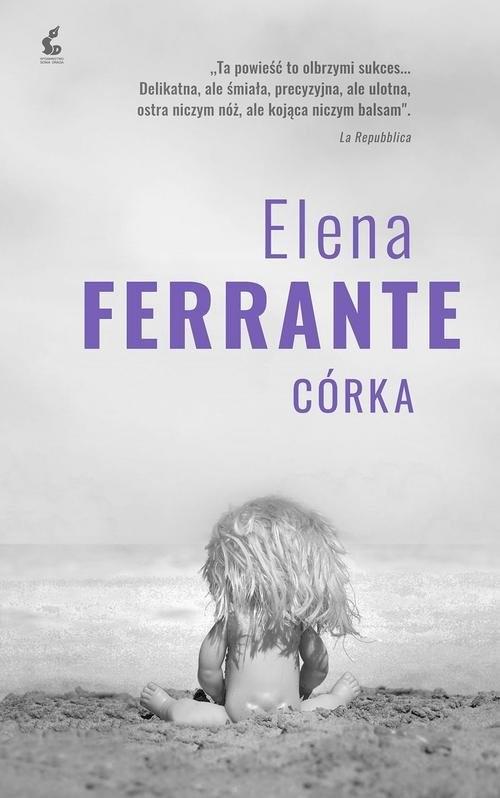 okładka Córka, Książka | Ferrante Elena
