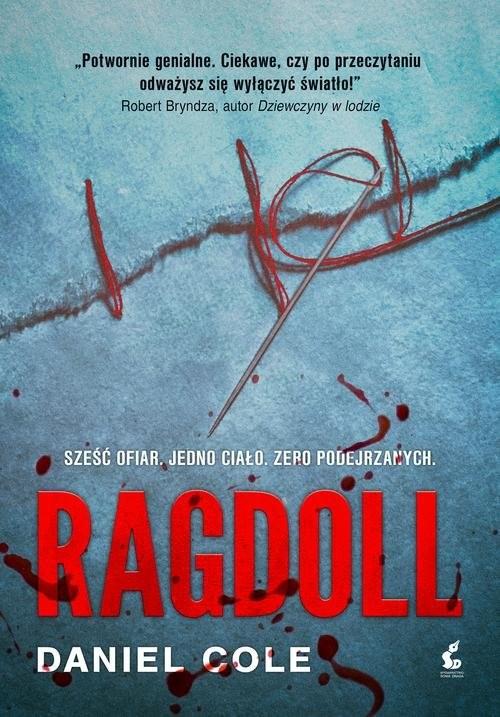 okładka Ragdoll, Książka   Cole Daniel