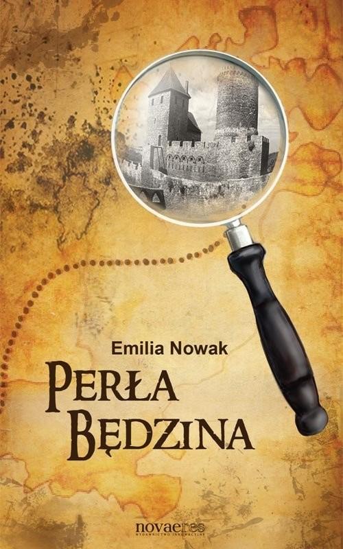 okładka Perła Będzina, Książka | Emilia  Nowak
