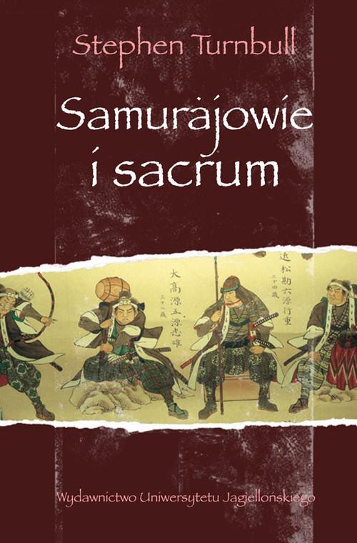 okładka Samurajowie i sacrum, Książka | Turnbull Stephen