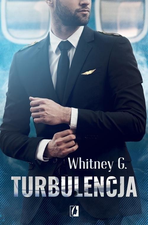 okładka Turbulencja, Książka   G. Whitney