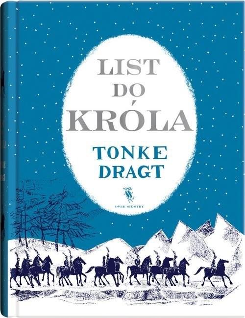 okładka List do króla, Książka | Dragt Tonke