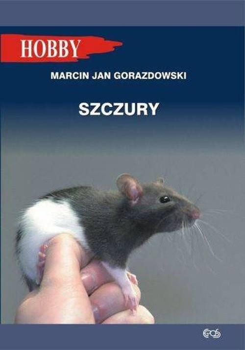 okładka Szczury, Książka | Marcin Jan Gorazdowski