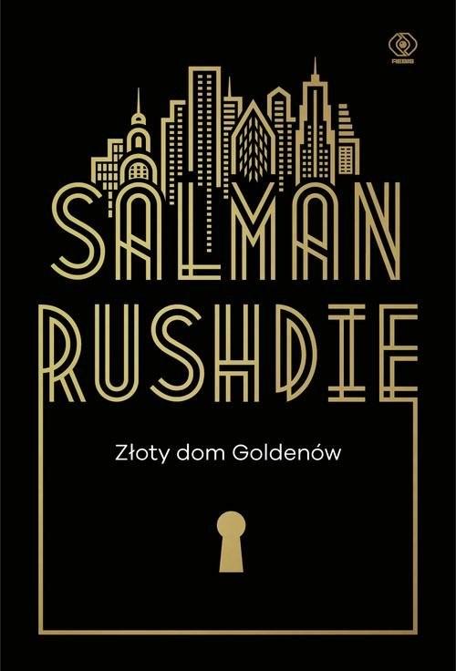 okładka Złoty dom Goldenówksiążka      Salman Rushdie