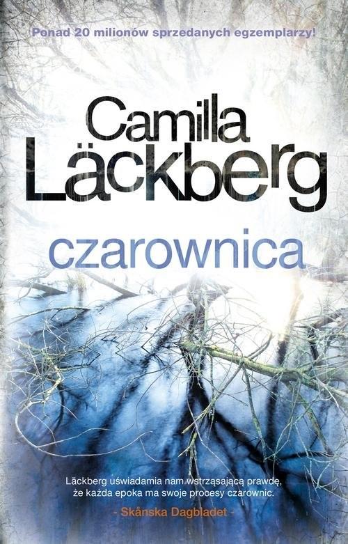 okładka Czarownica, Książka | Lackberg Camilla