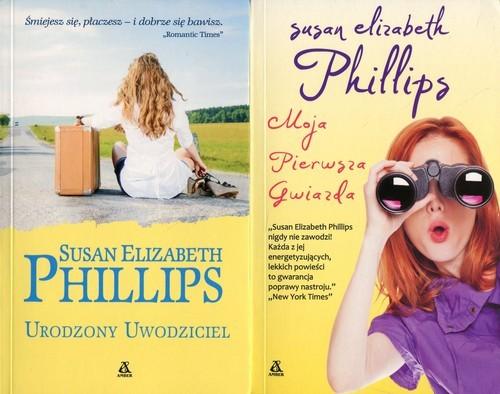 okładka Urodzony uwodziciel / Moja pierwsza gwiazda Pakiet, Książka | Susan Elizabeth Phillips