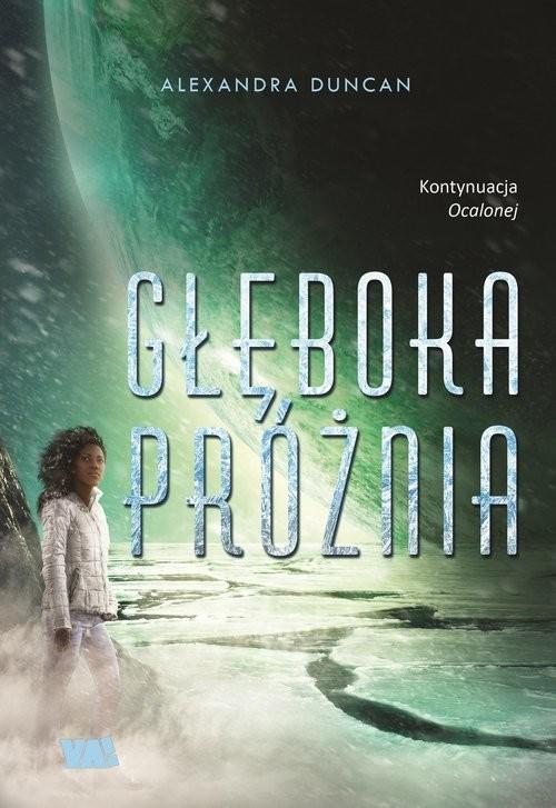 okładka Głęboka próżnia, Książka | Duncan Alexandra