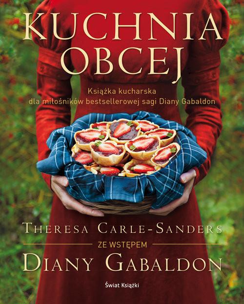 okładka Kuchnia Obcej, Książka | Carle-Sanders Theresa