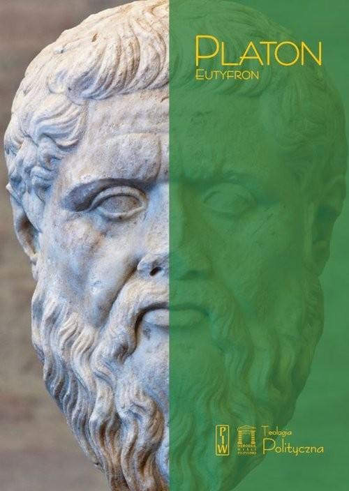 okładka Eutyfron, Książka | Platon