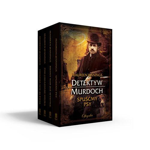 okładka Detektyw Murdoch Pakiet, Książka | Jennings Maureen