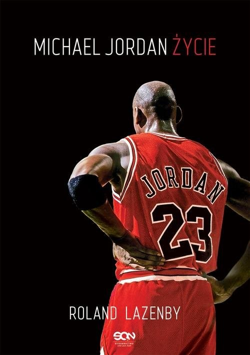 okładka Michael Jordan Życie, Książka | Lazenby Roland
