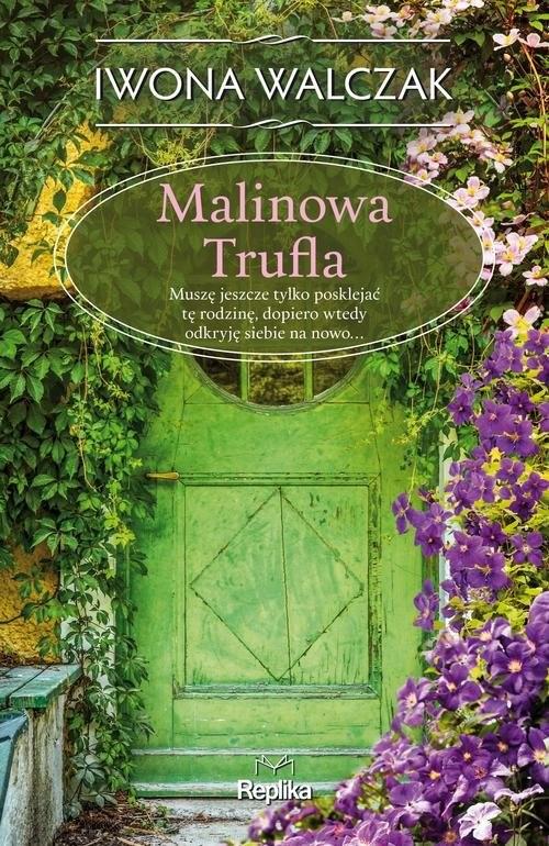 okładka Malinowa trufla, Książka | Walczak Iwona