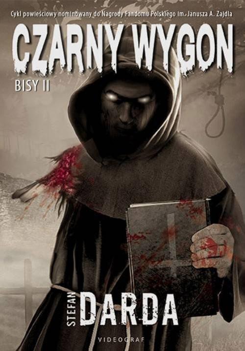 okładka Czarny Wygon Bisy II, Książka | Stefan Darda