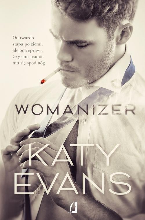 okładka Womanizer, Książka | Katy Evans