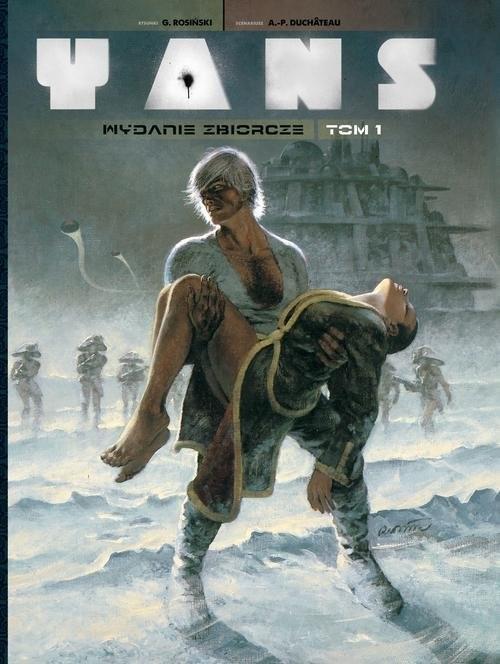 okładka Yans Tom 1 wydanie zbiorcze, Książka | Duchateau Andre