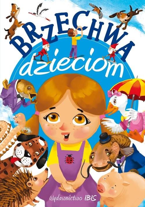 okładka Brzechwa dzieciom, Książka | Brzechwa Jan