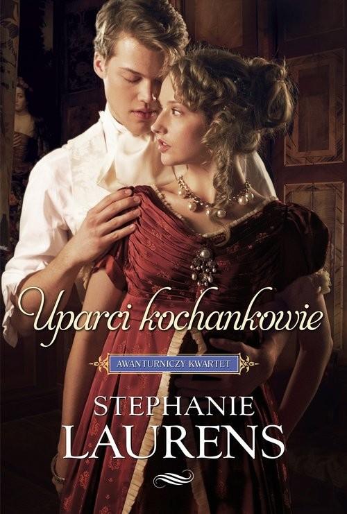 okładka Uparci kochankowie, Książka | Laurens Stephanie