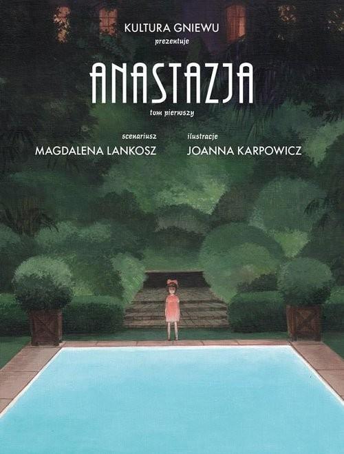 okładka Anastazja tom 1, Książka | Lankosz Magdalena
