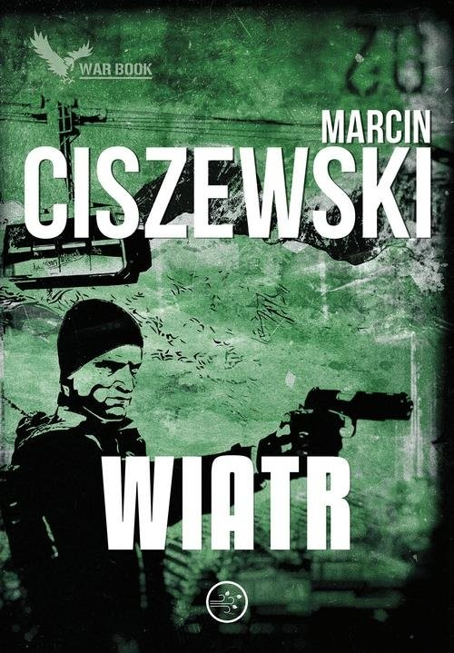 okładka Wiatr Cykl Meteo 1, Książka | Marcin Ciszewski