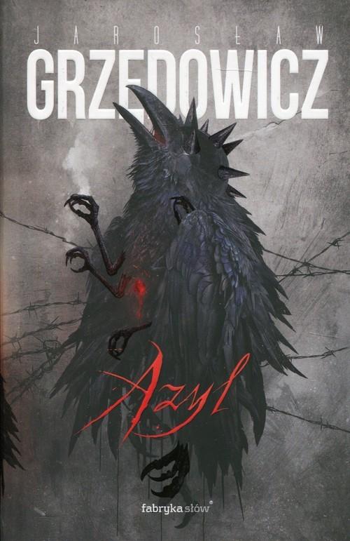 okładka Azyl, Książka | Grzędowicz Jarosław