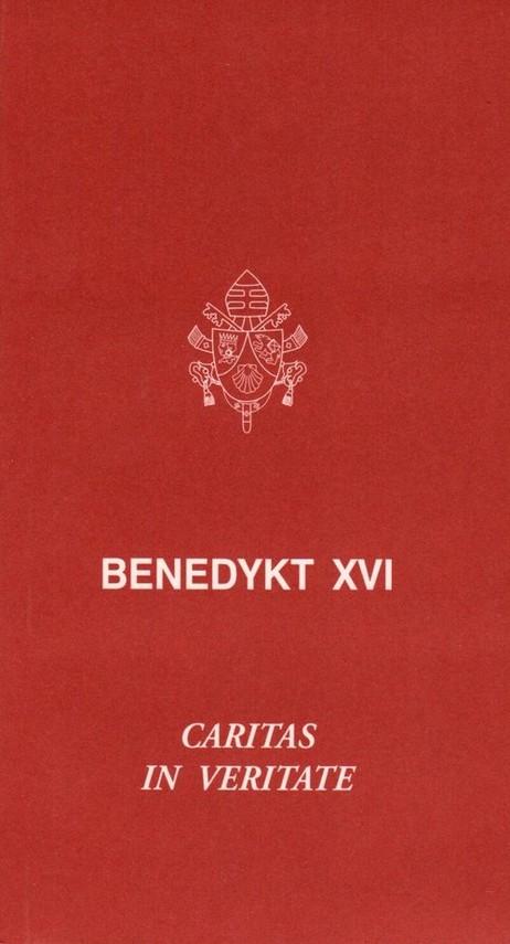 okładka Caritas in veritate O integralnym rozwoju w miłości i prawdzieksiążka |  | Benedykt XVI