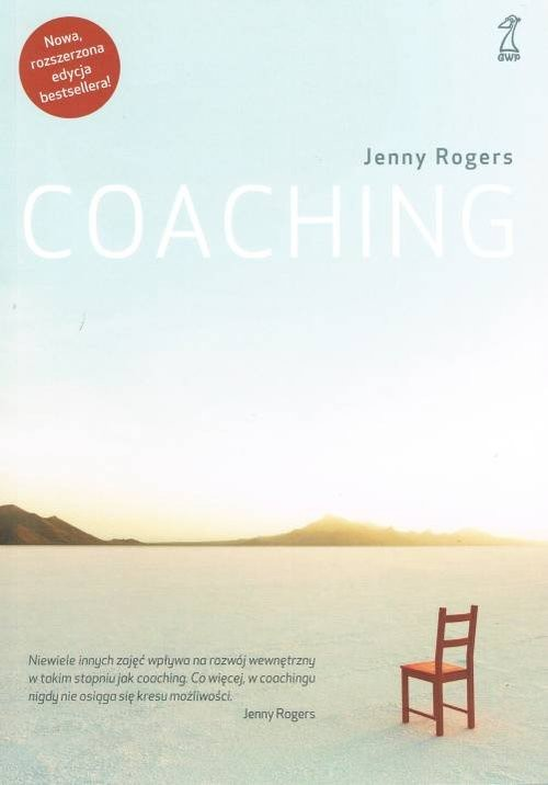 okładka Coaching, Książka | Rogers Jenny