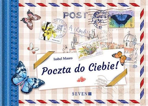 okładka Poczta do Ciebie!, Książka | Mauro Isabel