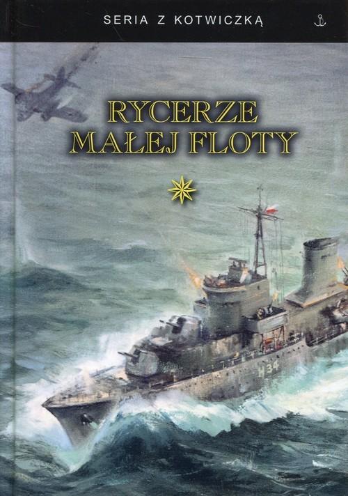 okładka Rycerze Małej Floty Tom 1, Książka |