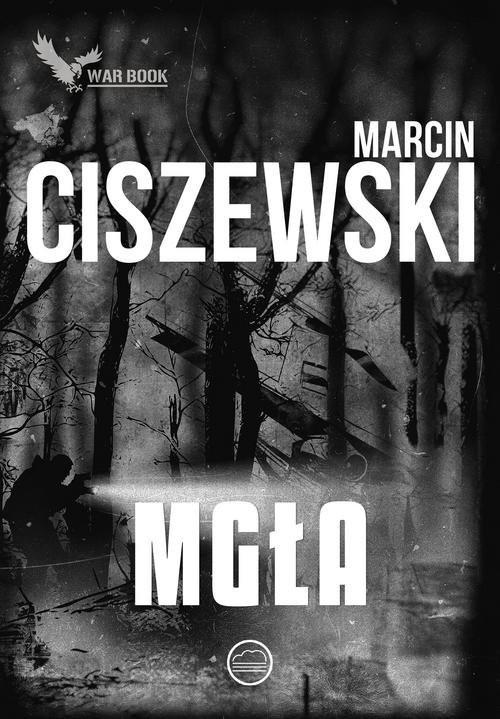 okładka Mgła Cykl Meteo 4, Książka | Marcin Ciszewski