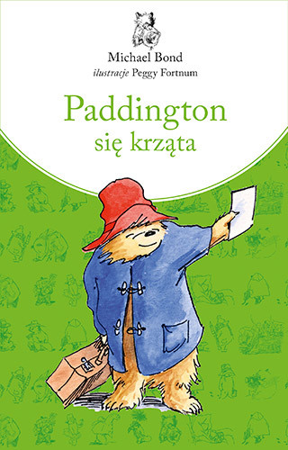 okładka Paddington się krząta. Nowe wydanieksiążka |  | Michael  Bond