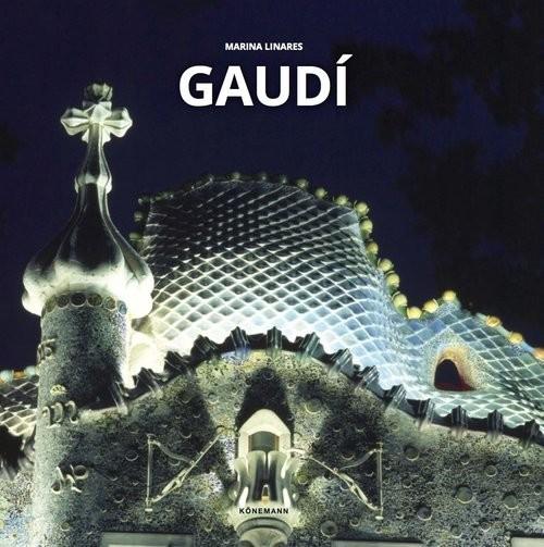 okładka Gaudi, Książka   Linares Marina