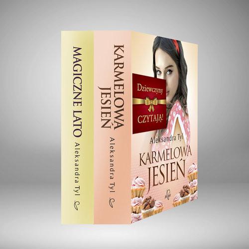 okładka Dziewczyny czytają Magiczne lato / Karmelowa jesień Pakiet, Książka | Tyl Aleksandra