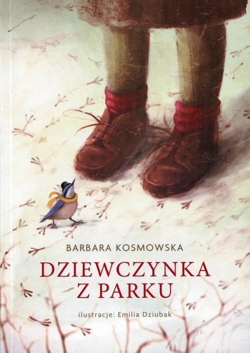 okładka Dziewczynka z parku, Książka | Kosmowska Barbara