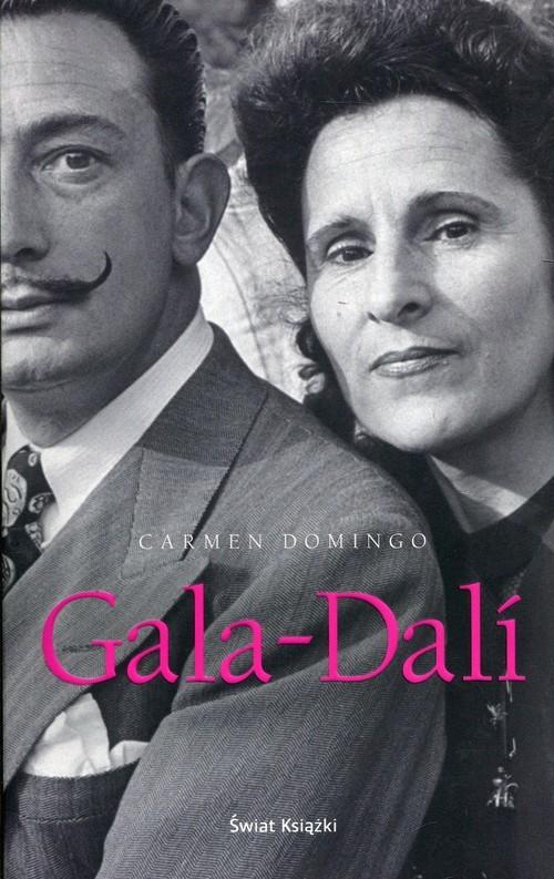 okładka Gala-Dali, Książka | Domingo Carmen