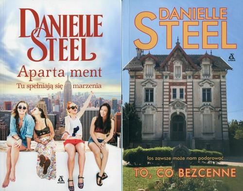 okładka Apartament / To, co bezcenne Pakiet, Książka | Steel Danielle