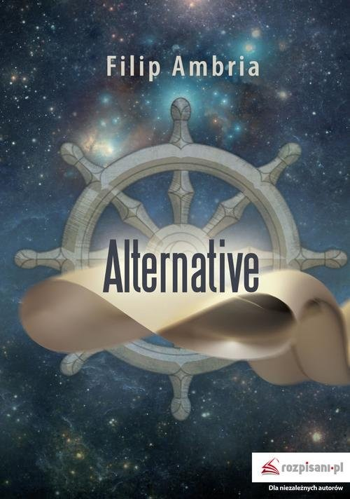 okładka Alternative, Książka | Ambria Filip
