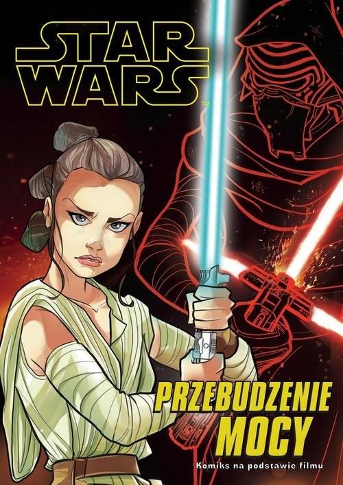 okładka Star Wars Przebudzenie Mocy, Książka | Alessandr Ferrari, Studio Kawaii Creative, Tu